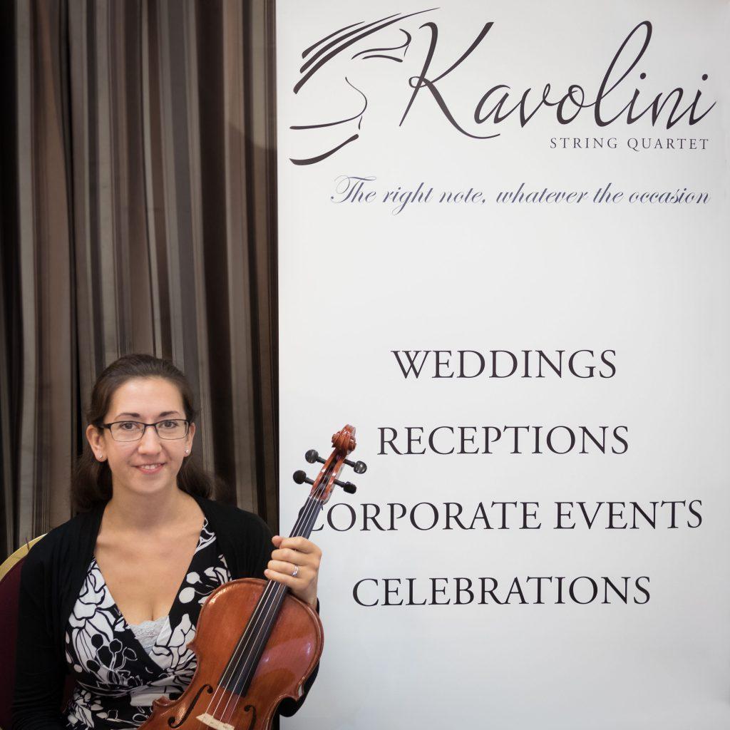 Rachel and viola