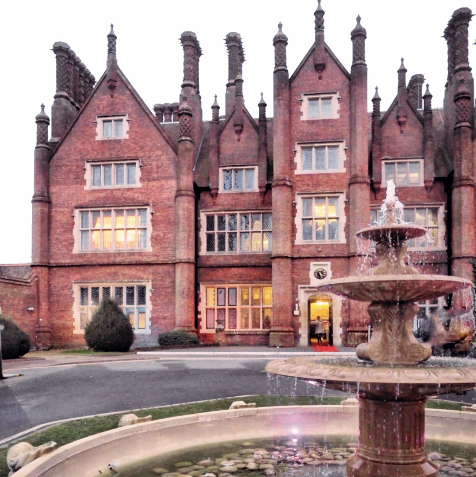 Dunston Hall Hotel Front