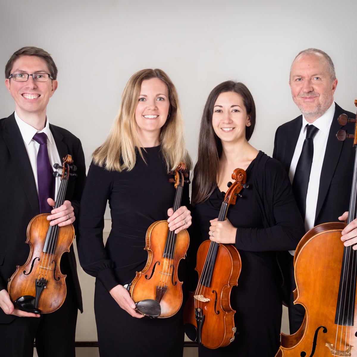 Norfolk / Suffolk String Quartet