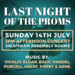 Kavolini Last Night of Proms Concert Swaffham