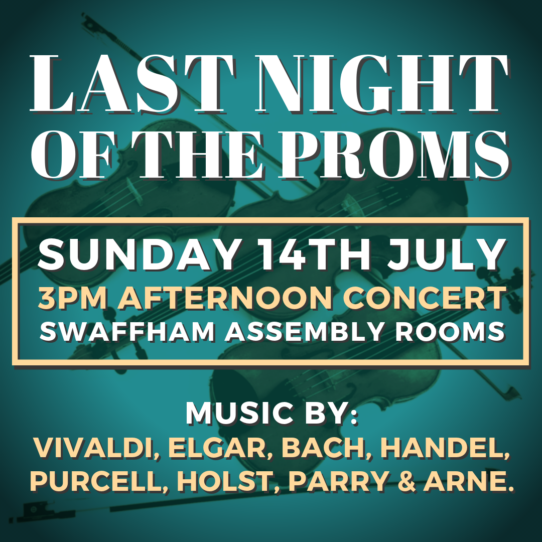 Last Night of the Proms – Swaffham