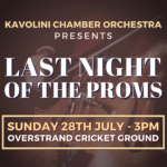 Last Night of Proms Overstrand