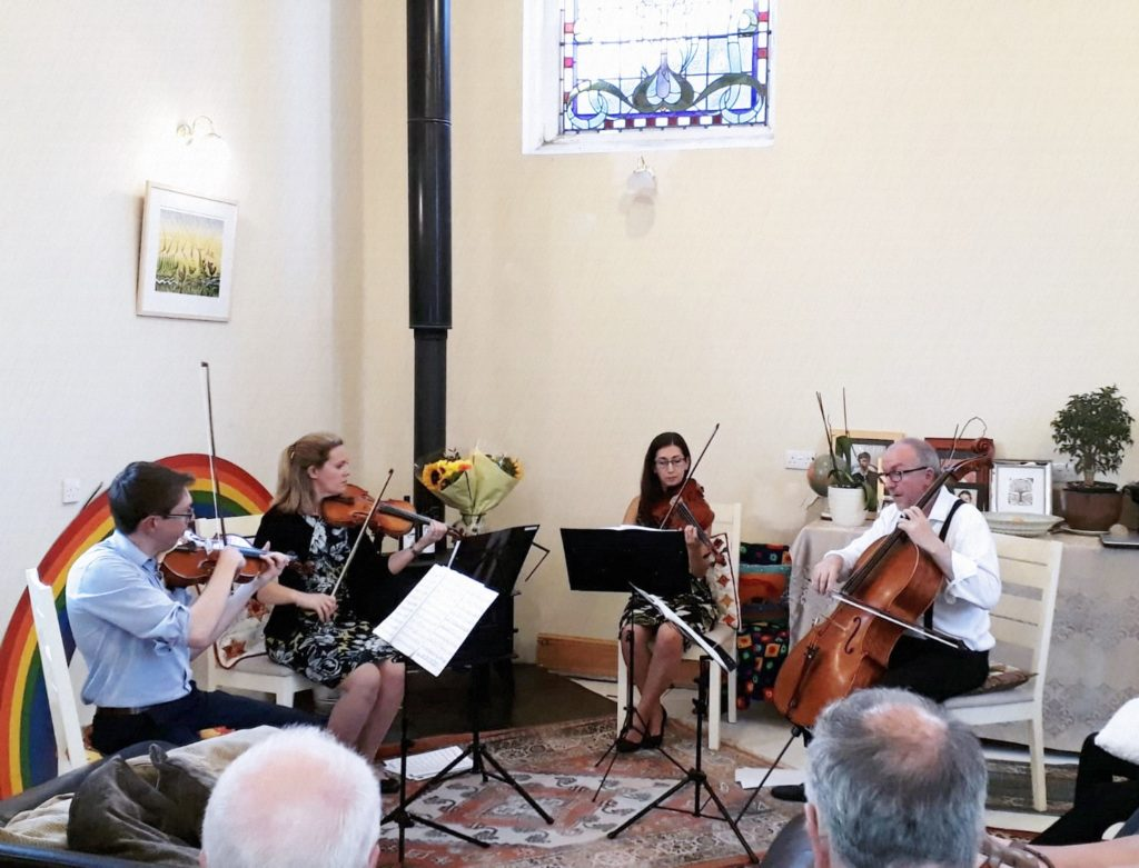 Quartet Concert in Norfolk
